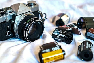 Film Photography I | In person or online