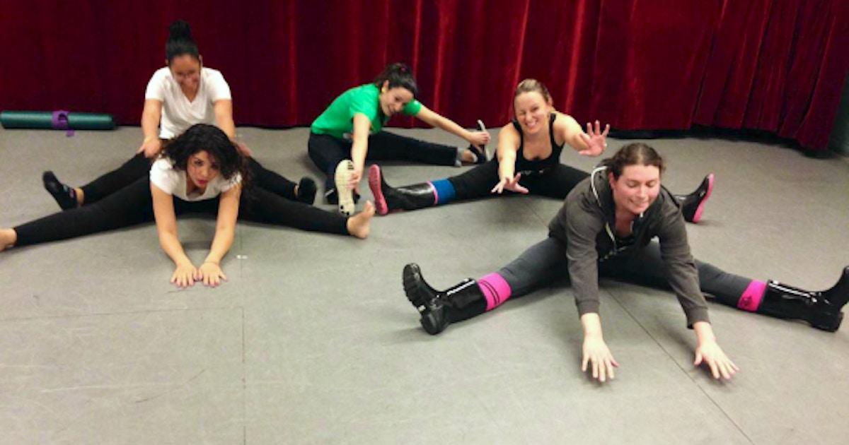 Stripper Strength: Sexy Flexy S-t-r-e-t-c-h - Health Classes New York    CourseHorse - StripXpertease