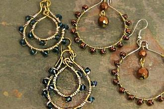 Hoops Wire Earrings Class