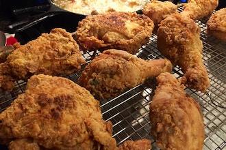 Virtual Sunday Dinner: Fried Chicken