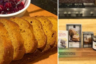Virtual Cook Along: Quick Breads and Seasonal Spreads