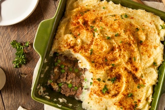 Virtual Cook Along: Shepherd's Pie Workshop