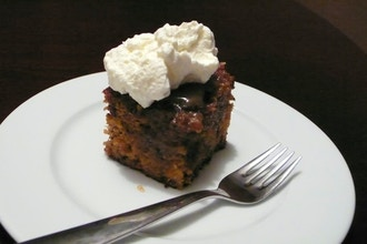 Virtual Cooking Demo: Sticky Toffee Pudding