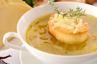 Culinary Boot Camp: Soups and Sauces