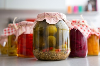 Cooking Lab: Canning and Preserving Workshop