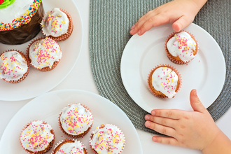 Mommy & Me: Cupcake Baking and Decorating