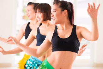 Fitness Bootcamp & Cardiovascular Kickboxing (All Ages)