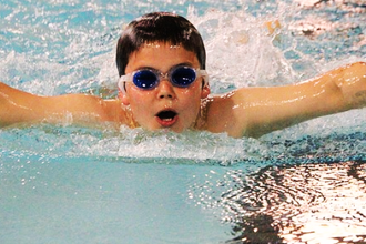Swimming Instruction for Beginners: Ages 7-14
