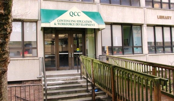 Queensborough Community College Campus Map.Dasa Dignity For All Students Society Classes New York