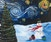 BYOB Painting: Starry Night Christmas