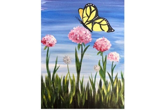 BYOB Painting: Butterflies (Astoria)