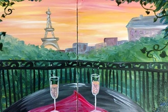 BYOB Paint with a Partner: Paris (UWS)