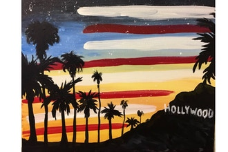 BYOB Painting: American Hollywood (Astoria)