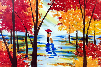 BYOB Painting: Autumn Walk