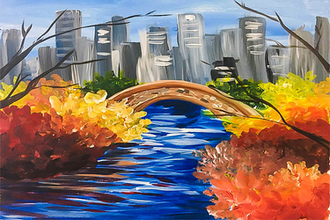 BYOB Painting: Central Park in Fall
