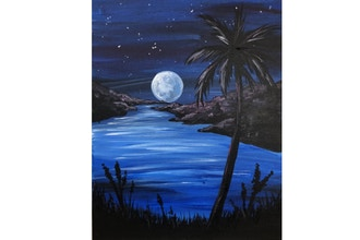 BYOB Painting: Bayou Moonlight (Astoria)