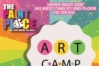 Summer Art Camp for Kids