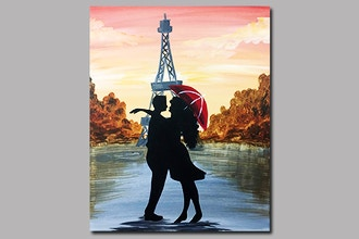 BYOB Painting: Evening in Paris (Astoria)