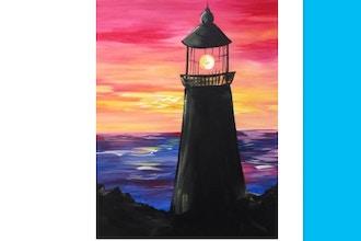 BYOB Painting: Lighthouse (Astoria)