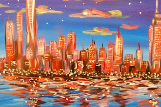 BYOB Painting: New York, New York (Astoria)
