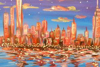 BYOB Painting: New York, New York