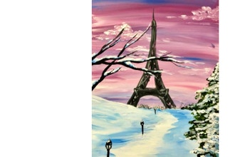 BYOB Painting: Paris in Winter (UWS)