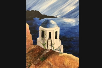 BYOB Painting: Santorini (UWS)