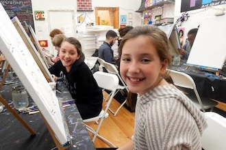 All Ages Welcome: Family Paint (UWS)