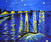 BYOB Painting: Starry Night Over the Rhone