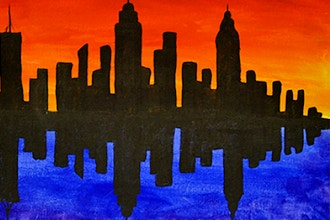 All Ages Welcome: NYC Skyline (Ages 7 and up)