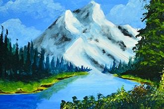 BYOB Painting: Mountain Landscape