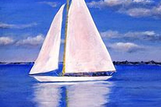 BYOB Painting: Sailboat