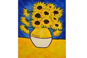 BYOB Painting: Van Gogh Sunflowers (UWS)