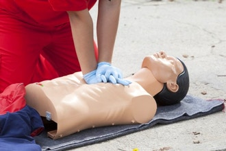 Heartsaver FA/CPR/AED eLearning (Parts 1 & 2)
