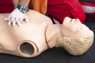 Heartsaver CPR/AED Skills Session Class (Part 2 only)