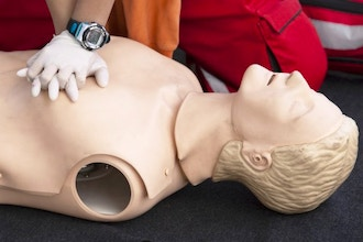 CPR/AED Skills Session (Parts 2 & 3 only)