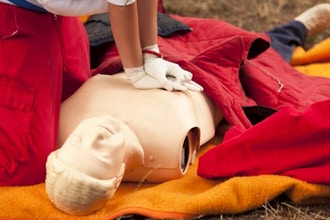FA/CPR/AED Skills Session (Parts 2 & 3 only)
