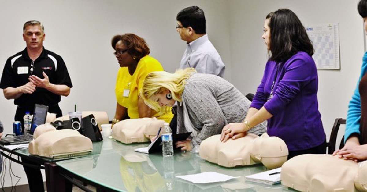 Bls For Healthcare Providers Bls Classes Chicago Coursehorse