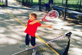 Big Hits: Kids Tennis @ Hamilton Park