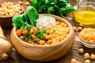 Savory Vegan Cooking
