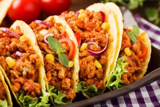 Mexican Taco Mania