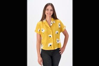 Me Made Wardrobe Builder: Libby Shirt