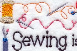 Hand Embroidered Letters Workshop