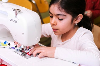 Kids Machine Sewing: Clothing - At Home