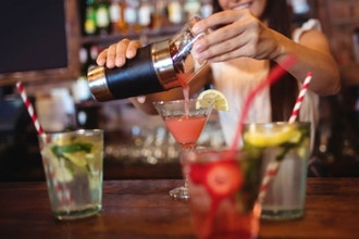 Professional Bartender Certification
