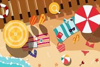 Summer Camp: The Graphic Novel (Grades 6-12)