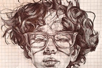 Learn to Draw Realistically: The Portrait (Grades 3-5)