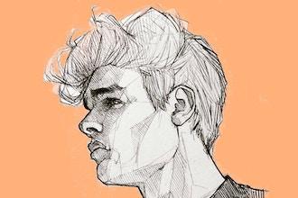 Learn to Draw Realistically: Portrait (Gr 6-12) Online