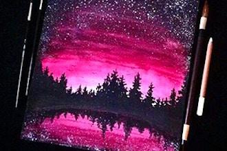 Summer Camp: Watercolor Landscapes (Grades 6-12)
