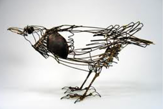 Summer Camp: Wire Sculpture (Grades 6-12